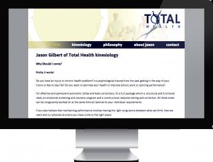 Total Health kinesiology